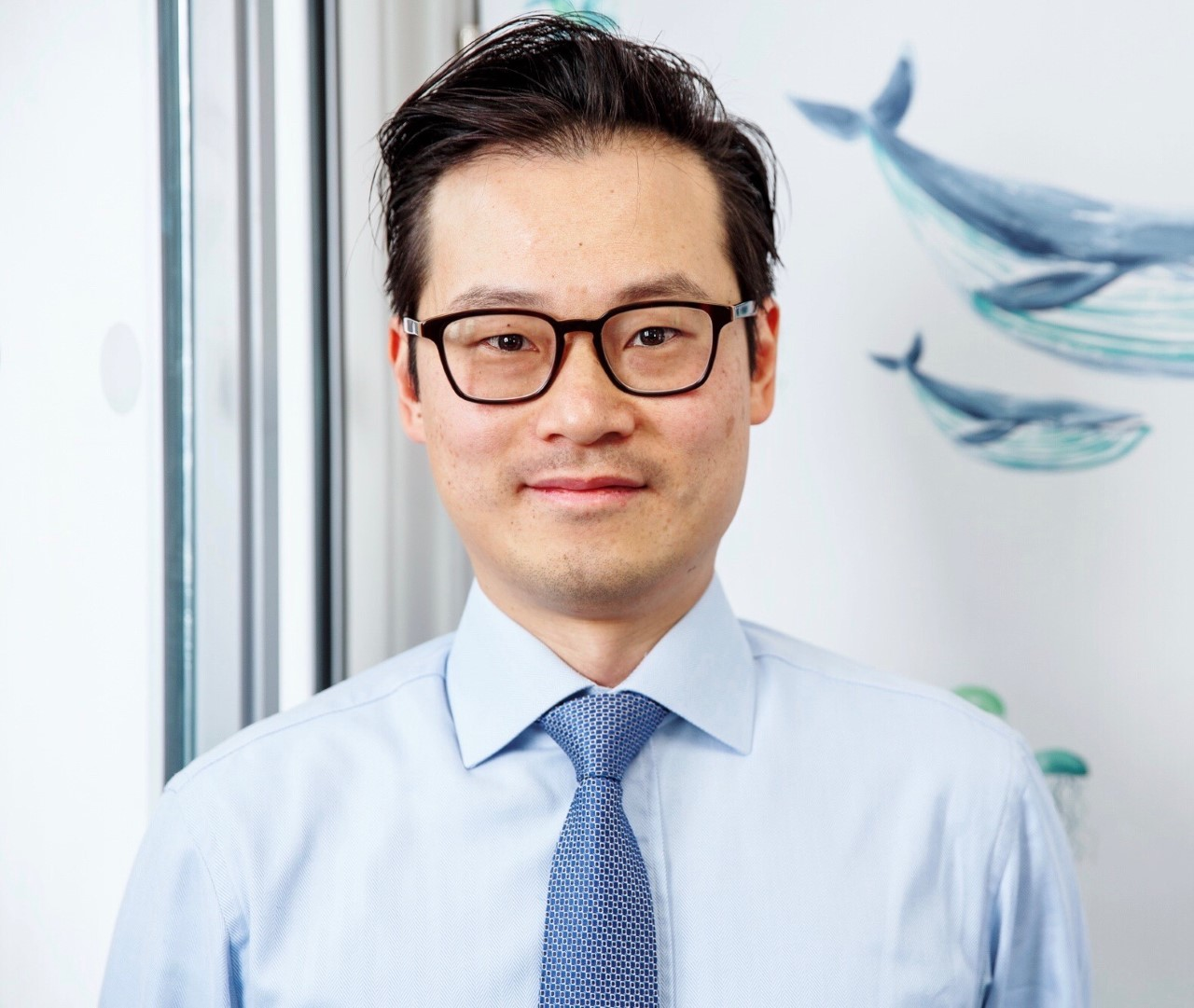 Stephen Yiu - Blue Whale Fund Manager